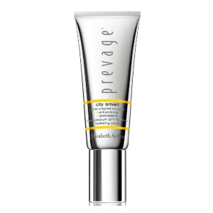 Elizabeth Arden Prevage City Smart SPF50 Hydrating Shield  - Best Sunscreen Moisturizer for Face: Protect From Sun Rays and Pollution