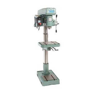 Ellis 9400  - Best Drill Press for Woodworking: Continuous Speed Adjustment while in Operation