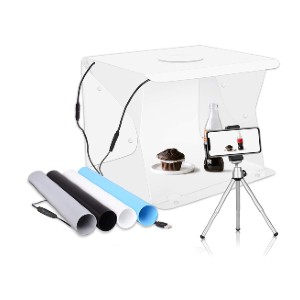 Emart Photography Table Top Light Box - Best Lightbox for Food Photography: The most popular