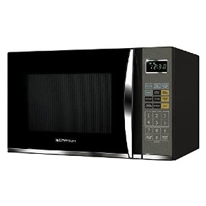Emerson 1.2 CU. FT. 1100W Griller Microwave Oven - Best Microwave for Dorm: Great for everyone