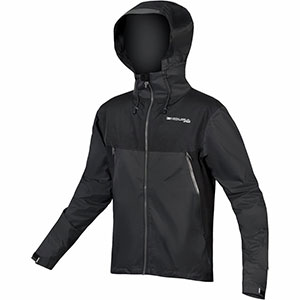 Endura MT500 Waterproof Jacket - Best Rain Jackets for Scotland: Durable Shoulder Panels with Silicone Grip