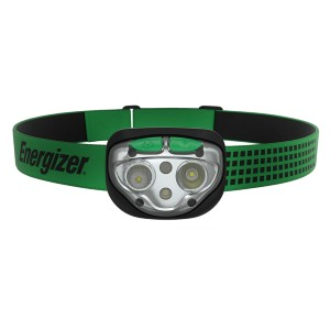 Energizer Rechargeable LED Headlamp - Best Headlamps for Work: Stretchable, Breathable, Washable Headband