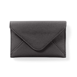 Leatherology Envelope Card Case - Best Leather Card Holders: Available for Personalization