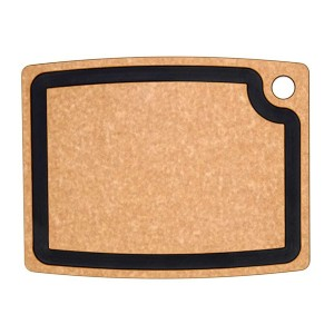 Epicurean Gourmet Series Cutting Board - Best Cutting Boards for Chicken: A juice groove on one side