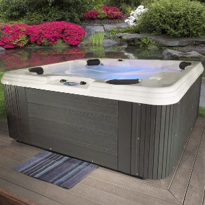 Essential Hot Tubs 50-Jet Polara Hot Tub - Best Hot Tubs Under $5000: Hot Tub for Simply Rejuvenating Experience