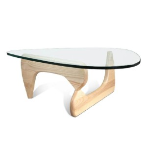 Eternity Modern EM Coffee Table - Best Coffee Table for Sectional: Artistic Coffee Table