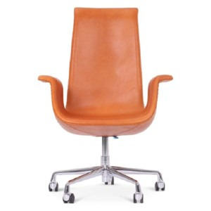 Eternity Modern Fk 6725 Bucket Chair - Classic Edition - Best Office Chair for Sciatica: Classic Look Office Chair