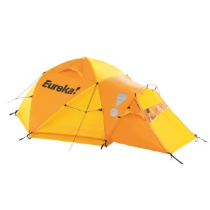 Eureka K-2 XT Tent: 3-Person 4-Season - Best Tents for Cold Weather: Four-Pole Geodesic Dome Design Tent