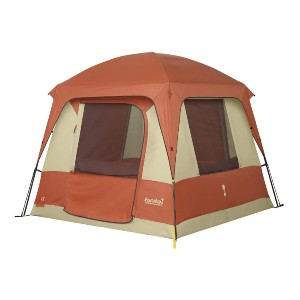 Eureka Copper Canyon 4 -Person Tent - Best Tents for Heavy Rain: Tent with Durable Fiberglass Frame