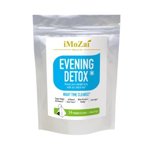 iMoZai Evening Detox - Best Tea for Sleep: Enhances a Good Night Sleep