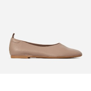 Everlane The Italian Leather Day Glove - Best Flats for Standing All Day: Durable Flats