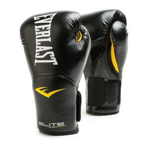 Everlast Pro Elite Style - Best Boxing Gloves for Sparring: Evershield Padding Stabilizes Hands