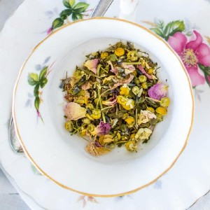 Miss Missy's Tea and Sundries. Everything Will Be Okay Organic Herbal Tea - Best Tea for Anxiety: Think about What's Really Important