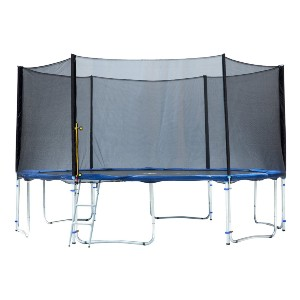 Exacme Heavy Duty Trampoline with Enclosure Net - Best Trampoline for Teenagers: Variety of sizes