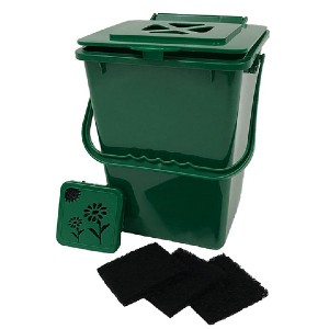 Exaco Trading Co. ECO-2000 Plus - Best Compost Bin for Beginners: No odors left