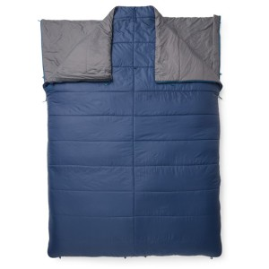 Exped MegaSleep Duo 25/40 Double Sleeping Bag - Best Sleeping Bags for Winter Camping: Formulated with dry quickly microfiber