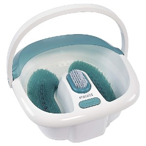 Homedics FB-450H - Best Foot Massager with Water: 2-In-1 Pedicure Center