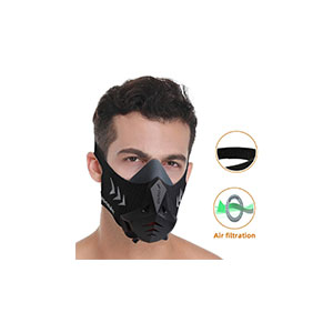 FDBRO The NXT FORC3 - Best Masks for Working Out: Durable and Reliable Mask!