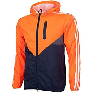 FELiCON Jacket Coat with M-3XL - Best Rain Jackets for Running: Cool Colorings and Great Shield