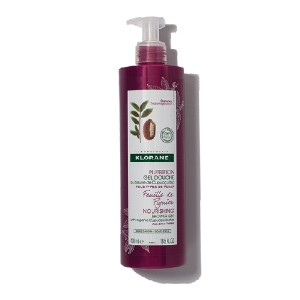 Klorane Fig Leaf Shower Gel With Cupuacu Butter - Best Shower Gel for Women: Lightweight, Gel Texture for All Skin Types