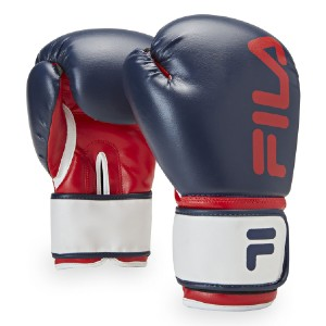 FILA  BOXING GLOVES - Best Boxing Gloves Under 100: Professional-Grade Design for Form and Function