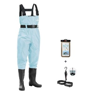 FISHINGSIR Fishing Chest Waders - Best Bootfoot Waders: The lowest price tag