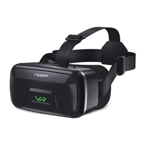 Fiyapoo VR Glasses - Best VR for 6.5 inch Phone: Stunning visual impact
