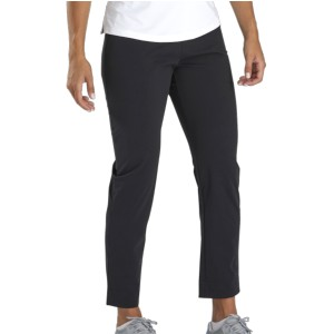 FJ High Waisted Crop Pant Women - Best Pants for Golf: Comfortable Pants for Woman
