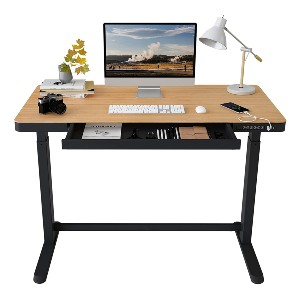 Flexispot EB8 Standing Desk with Drawers - Best Standing Desk with Storage: High-End Standing Desk