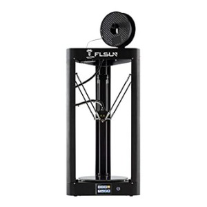 FLSUN QQ-S Delta 3D Printer  - Best 3D Printers for Large Objects: Fast and easy to use