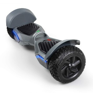 """FLYING-ANT 6.5"""" Two-Wheel Self Balancing Hoverboard - Best Hoverboard for 12 Year Old: Strong shell and sturdy structure"""