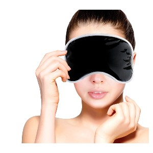FOMI Cold Clay Therapy Eye Mask - Best Sleep Mask for Dry Eyes: Cooling Eye Mask