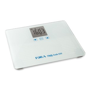 FORA  TN'G W550 Bluetooth Weight Scale  - Best Weight Scale for Body Fat: It will announce your weight