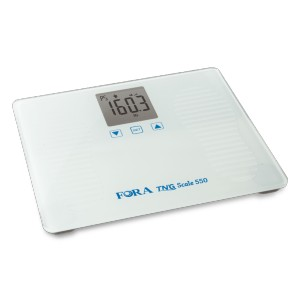 FORA  TN'G W550 Bluetooth Weight Scale  - Best Bathroom Scale for Heavy Person: Best pick for seniors