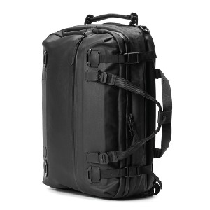 Black Ember Forge-Max - Best Waterproof Backpack for Hiking: High-Precision Proprietary Construction