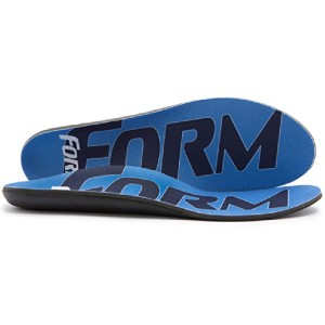 FORM Premium Insoles Maximum Support  - Best Insoles for Work Boots: Extra-Thick Padding