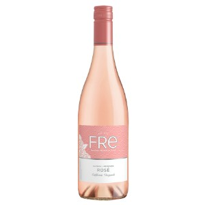 FRE ROSÉ - Best Alcohol-Free Wine: Less Than 0.5% Alcohol