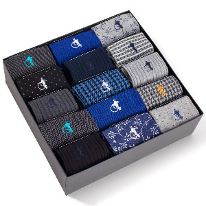 LONDON SOCK COMPANY FRIDAY FORMAL COLLECTION - Best Socks for Men: Cool and Dashing Look Sock