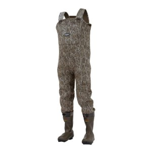 FROGG TOGGS Men's Amphib Bootfoot Waders  - Best Chest Waders for Duck Hunting: Toasty with booties