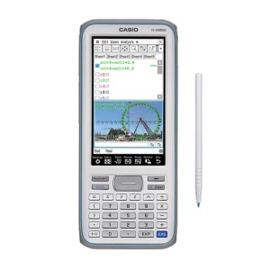 Casio Touchscreen with Stylus - fx-CG500 - Best Graphing Calculators: Natural Textbook Display