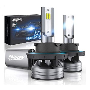 Fahren 9008/H13 LED Headlight Bulbs - Best LED Headlights for Cars: Wider, farther, and brighter