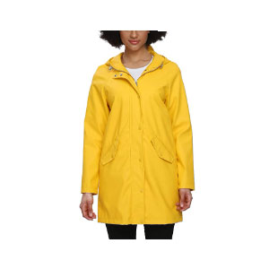 Fahsyee Women's Rain Jacket - Best Raincoats Under $100: Smooth and Soft Touch