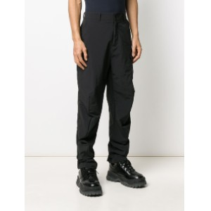 A-COLD-WALL* Curver trousers - Best Cargo Pants for Men: Cargo Pants with Waistband with Belt Loops
