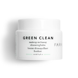 Farmacy Beauty GREEN CLEAN makeup removing cleansing balm - Best Makeup Cleansing Balms: Exhilarating Essential Oil Cleansing Balm