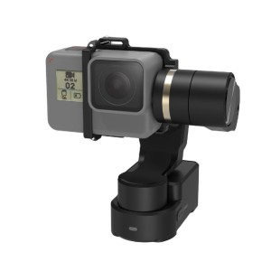 Feiyu Tech WG2X Wearable Action Camera Brushless Gimbal Stabilizer - Best Camera Stabilizers for GoPro: Lightweight Gimbal Stabilizer