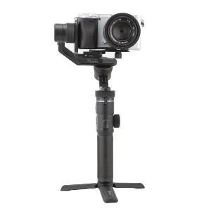 Feiyu Tech Stabilized Handheld Gimbal for Mirrorless Camera - Best Camera Stabilizers for DSLR and Mirrorless Cameras: Excellent Splash-Proof Technology Stabilizer