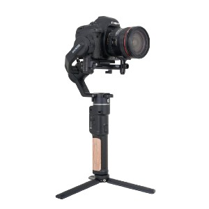 Feiyu Tech AK2000C - Best Camera Stabilizers for DSLR and Mirrorless Cameras: OLED Touch Screen Controling