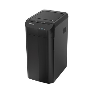 Fellowes AutoMax 550C  - Best Auto Feed Shredders: Features SilentShred Technology