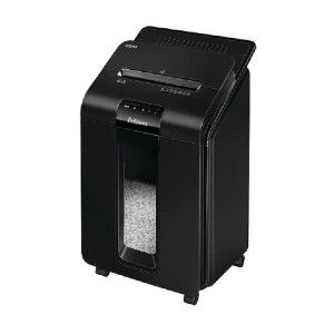 Fellowes AutoMax 100M - Best Heavy Duty Shredders: Designed for Small Office Use