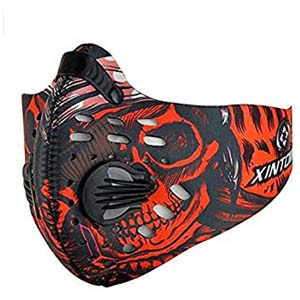 Fengyuan Sports Breathing mask - Best Masks for COVID: This is the coolest mask